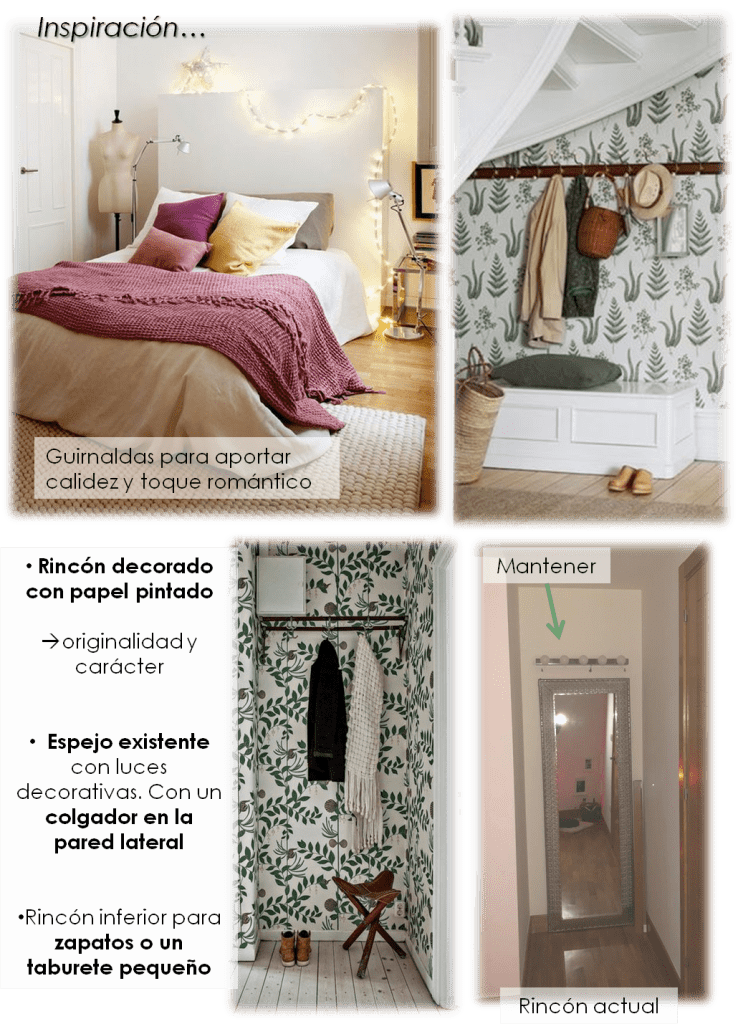 6. Renovar una habitación sin cambiar mobiliario