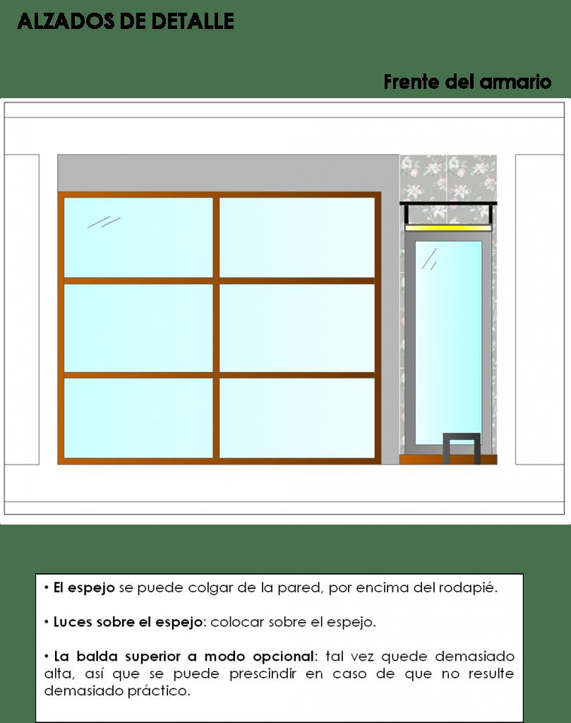 10. Renovar una habitación sin cambiar mobiliario