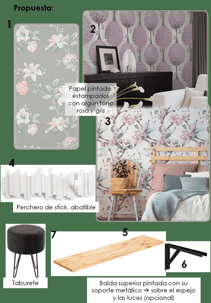 11. Renovar una habitación sin cambiar mobiliario