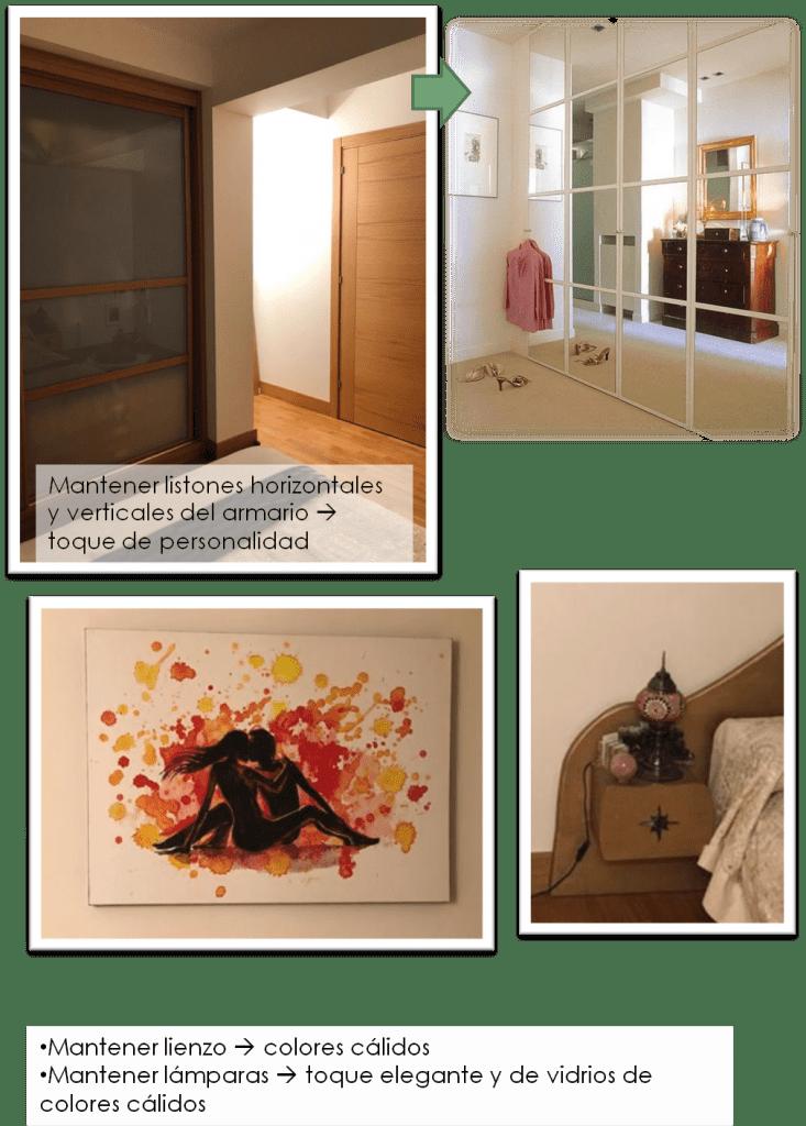 14. Renovar una habitación sin cambiar mobiliario