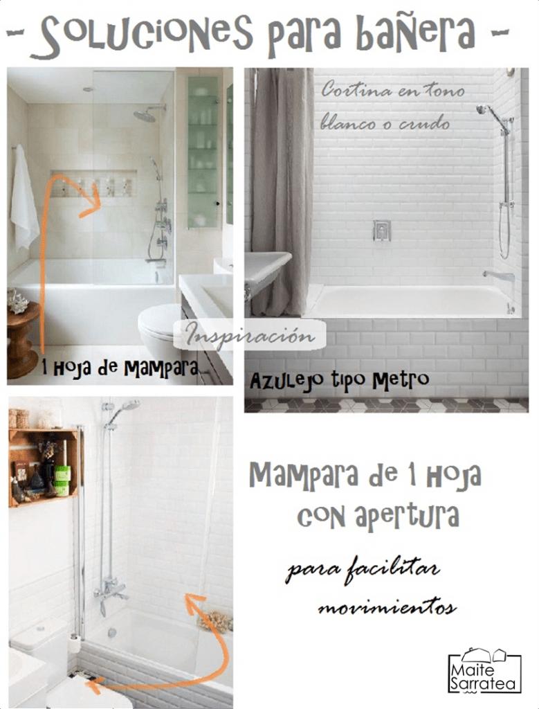 Cómo convertir 2 baños poco prácticos en 1 6