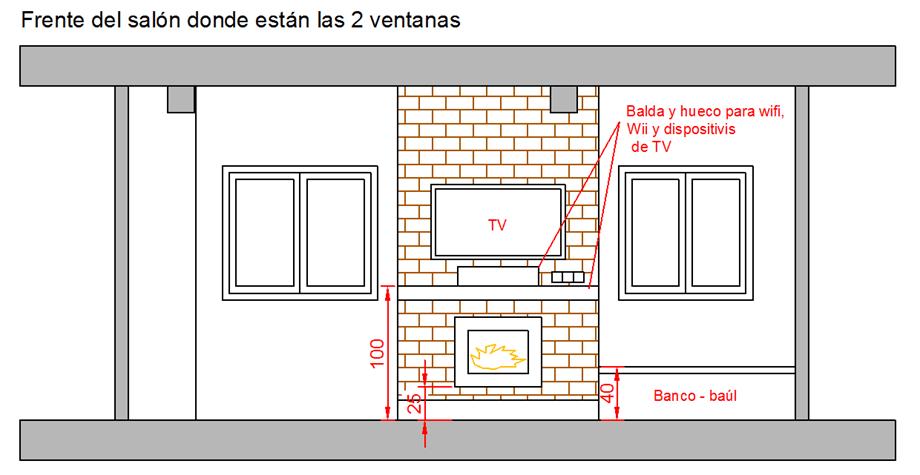 Cómo redistribuir la casa para conseguir una Sala de Estar cómoda 6