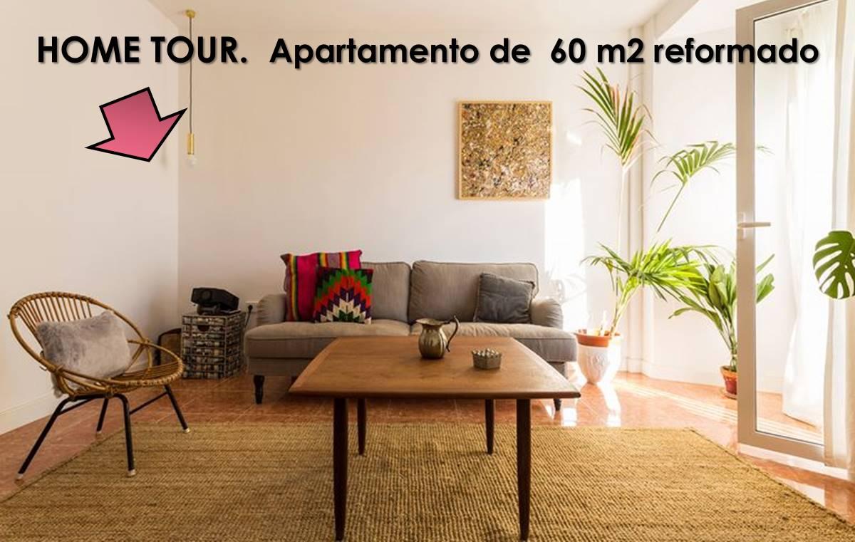 Un antiguo apartamento reformado de forma sencilla13