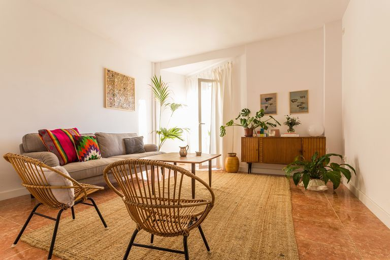 Un antiguo apartamento reformado de forma sencilla2