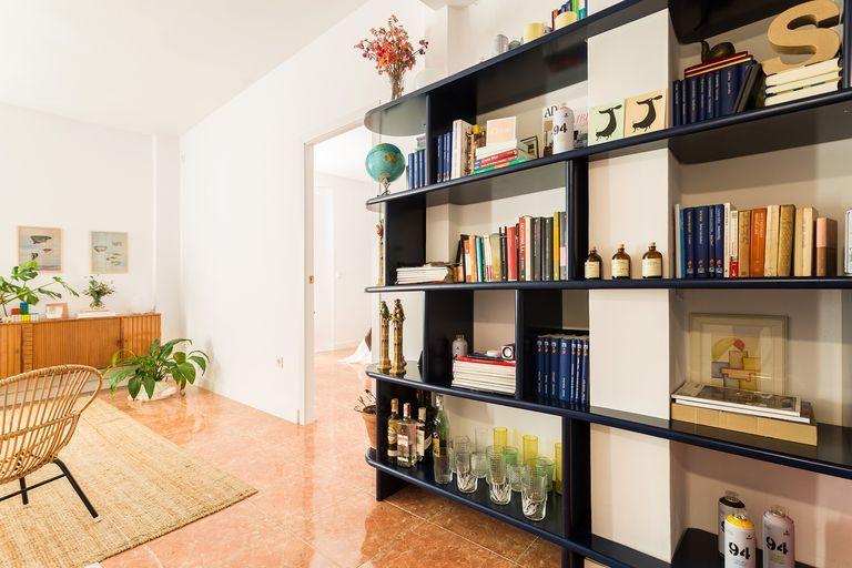 Un antiguo apartamento reformado de forma sencilla3