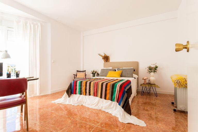 Un antiguo apartamento reformado de forma sencilla7