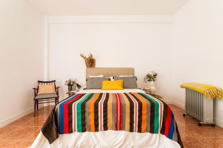 Un antiguo apartamento reformado de forma sencilla8