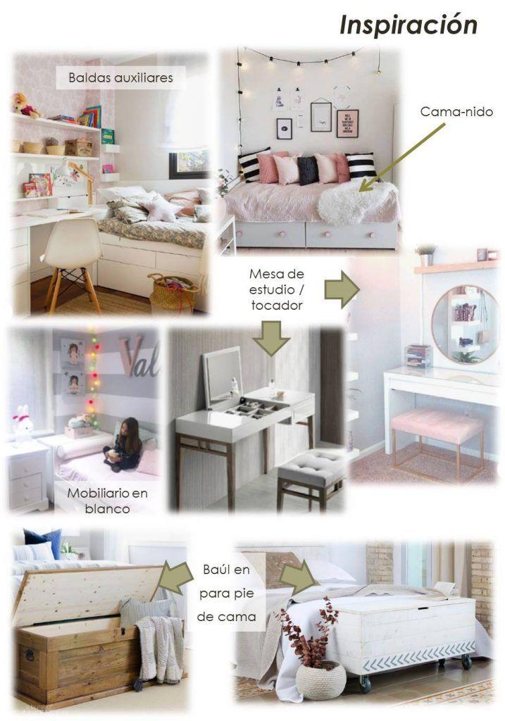 Cómo convertir una habitación sin gracia en un refugio juvenil 6