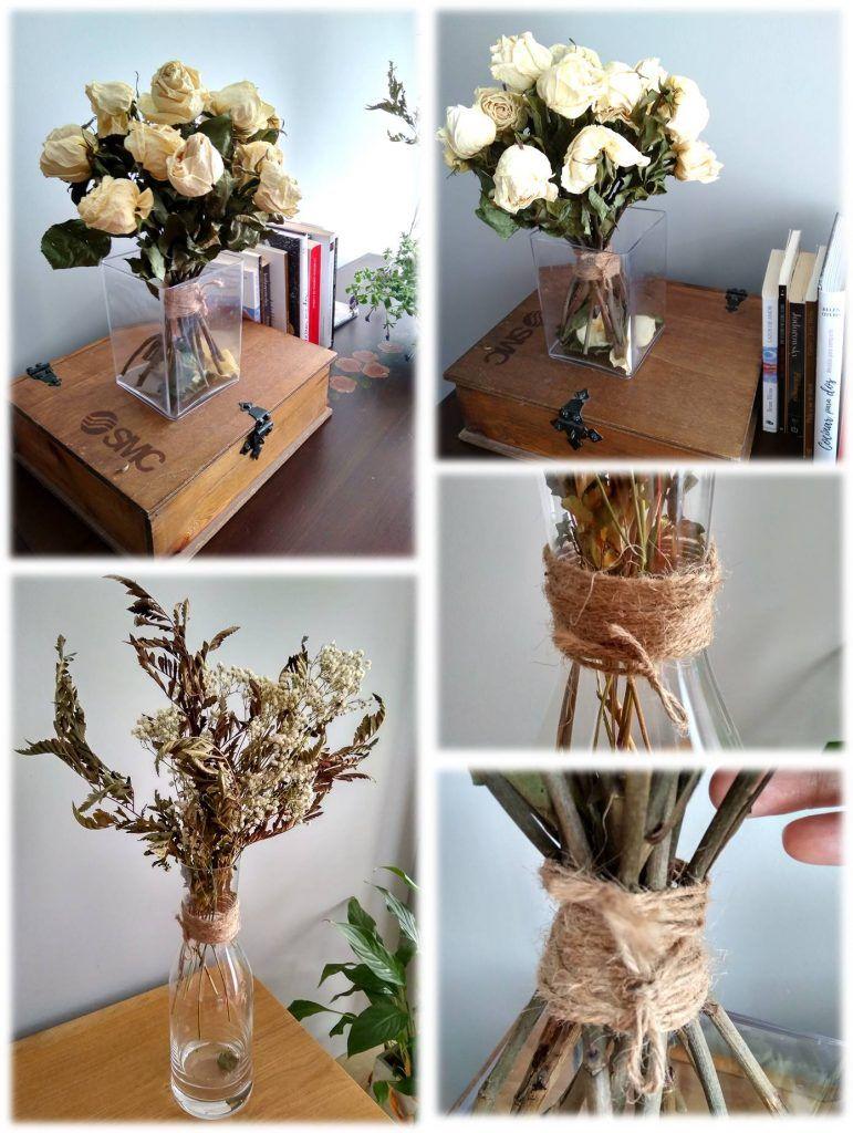 Cómo secar flores 7