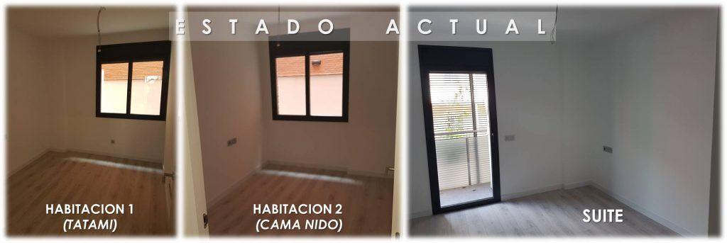 Como decorar 3 habitaciones muy distintas 12