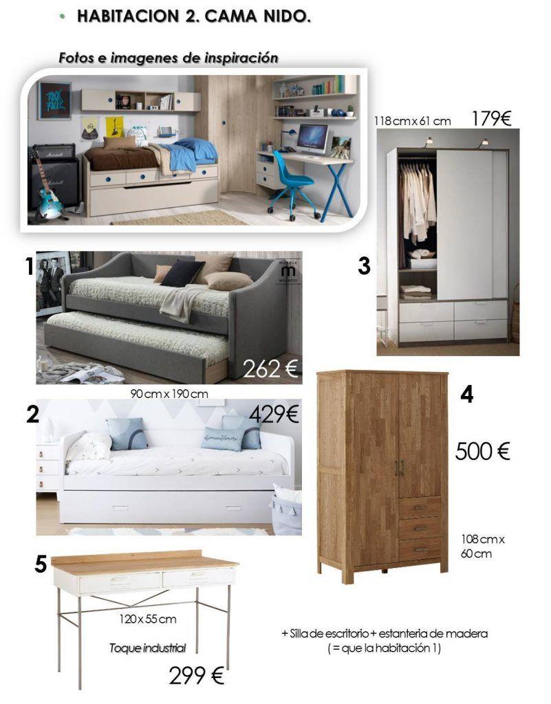 Como decorar 3 habitaciones muy distintas 4