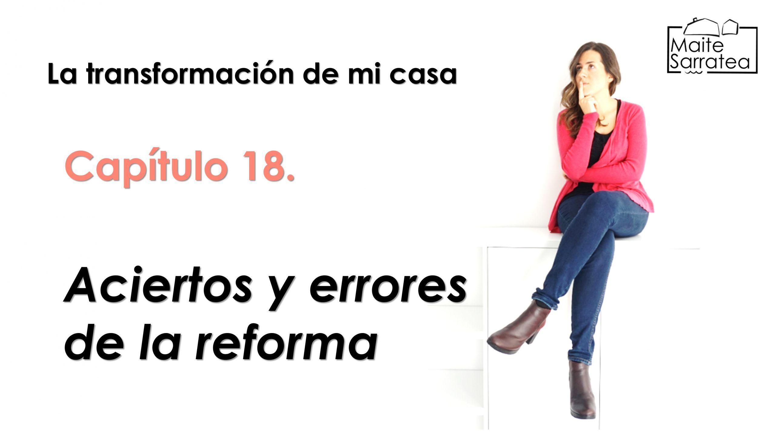 Aciertos y errores de la reforma 1